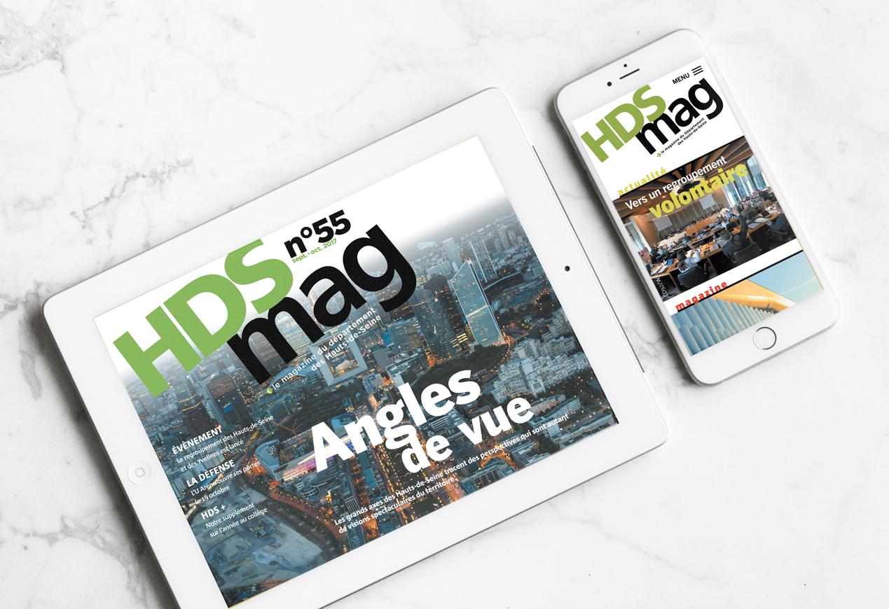 Digital publishing d'HDS, Nathalie Baylaucq