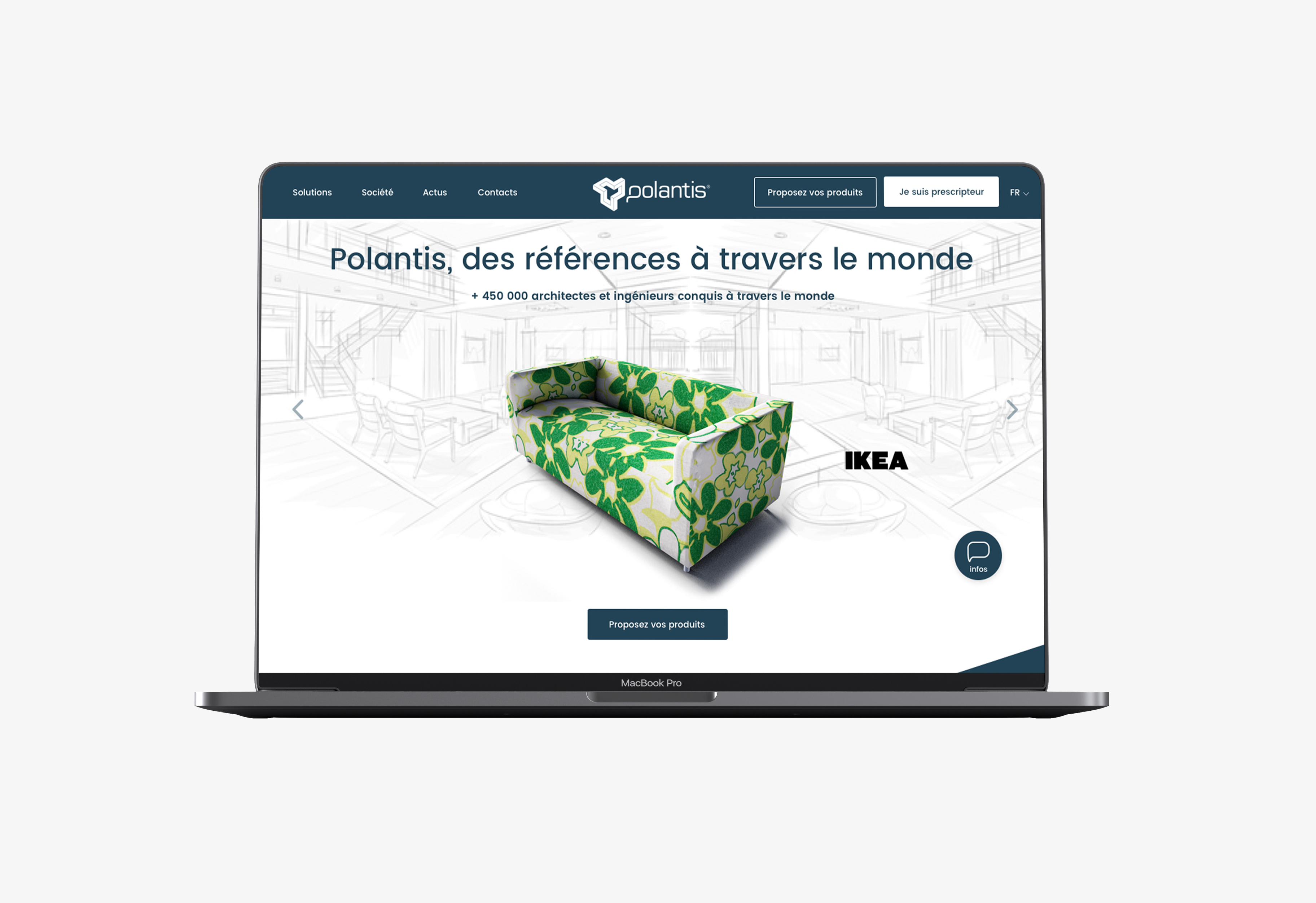 Homepage-Client